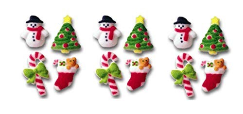 Merry Miniatures Sugar Shapes - 12 count