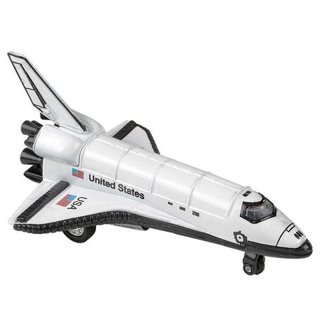 "5"" Diecast Pullback Space Shuttle"