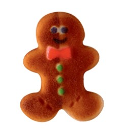 Sugar Gingerbread Man 126 ct