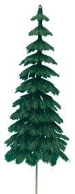 Extra Large Evergreen Fir Tree Picks 5-1/2