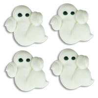 Edible Friendly Ghost 168 pcs