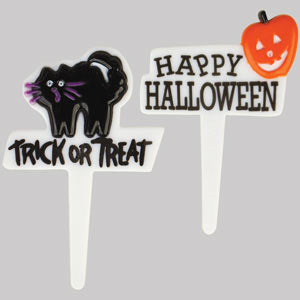Happy Halloween Assortment Picks