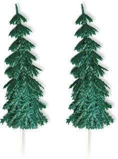 Large Evergreen Tree Pick - 4