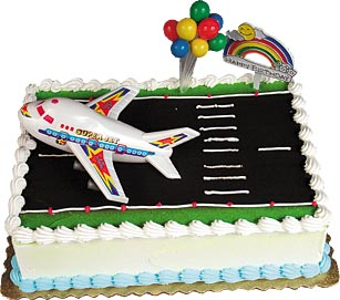 High Flyin' Birthday Cake Kit
