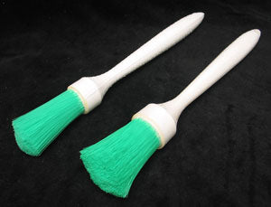 Green Nylon Grease Brush