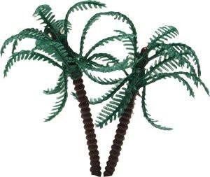 Small Palm Trees Picks - 12 Count or 144 Count
