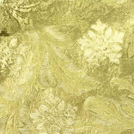 Gold Embossed Florist Foil Wrap, 20