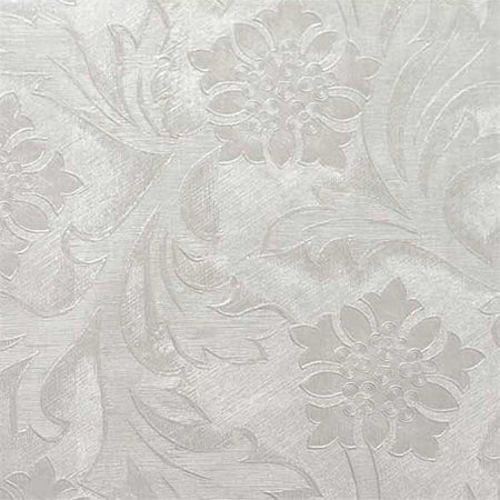 White Embossed Florist Foil Wrap, 20
