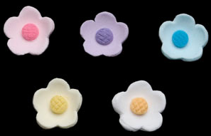 Blossoms - Medium - Assorted Colors 500 pcs