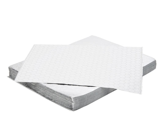 "Insulated Foil Sheets - 10 3/4"" x 14"" size"