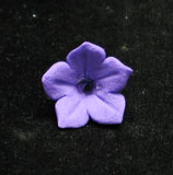 Hyacinth Flower - Small Purple 100 pieces