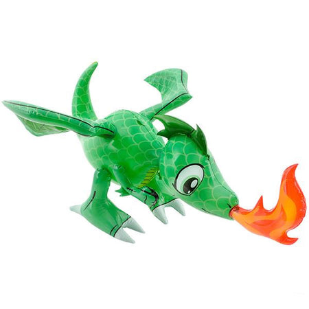"30"" Inflatable Dragon 12 ct"