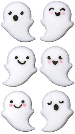 Ghost Buddies Asst. Sugars