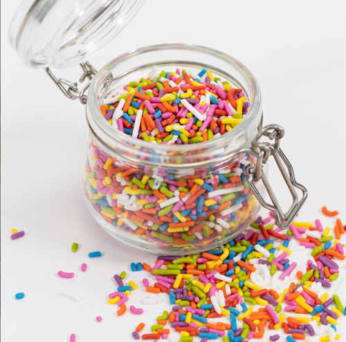 All Natural Sprinkles - 6 lb