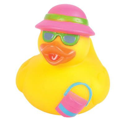Beach Rubber Ducks - 12 count