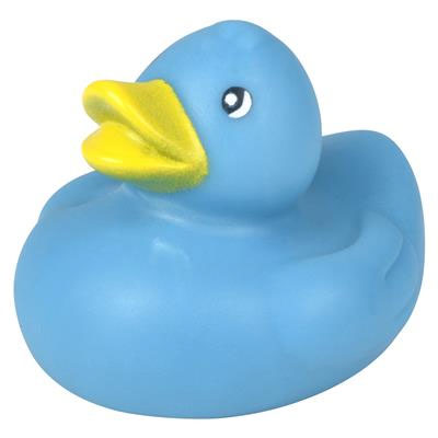 "2"" Solid Color Rubber Ducks - 12 count"