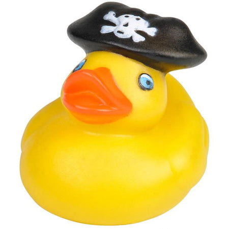 PIRATE RUBBER DUCKIES - 12 COUNT