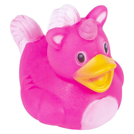 "2"" UNICORN RUBBER DUCKIES - 12 COUNT"