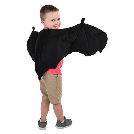 Plush Vampire Bat Wings