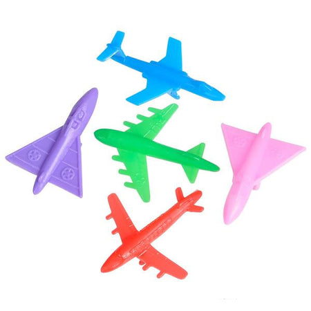 "2"" Mini Plastic Planes 144 ct"