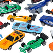 Turbo Racer Vehicle Assortment 25 pieces