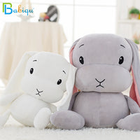 peluche lapin geant