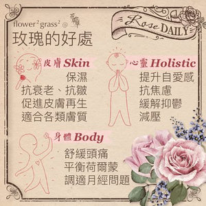 玫瑰天竺葵精油再生晚霜 One for All Rose Geranium Essential Oil Regenerating Night Cream
