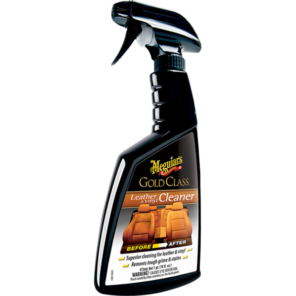 Gold Class Leather&Vinyl Cleaner (spray) - Friis Carclean - Webshop - Bilpleje - Detailing - klargøring