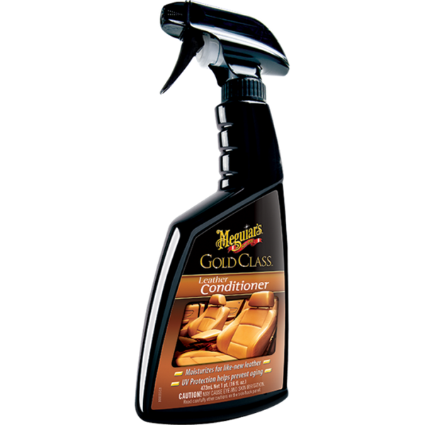 Gold Class Leather Conditioner (spray) - Friis Carclean - Webshop - Bilpleje - Detailing - klargøring