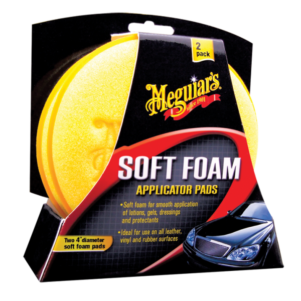 High Tech Applicator Pad (2er Pack) - Friis Carclean - Webshop - Bilpleje - Detailing - klargøring