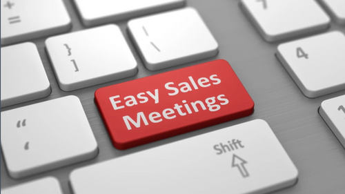 Easy Sales Meetings