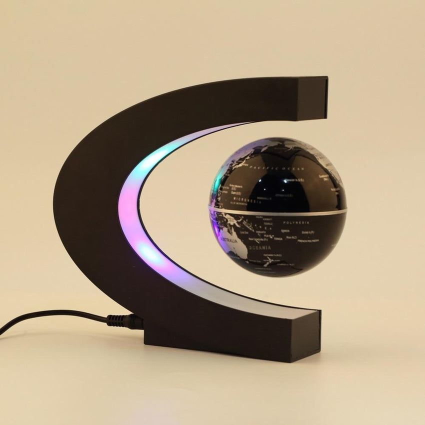 Magnetic Levitating Globe Lamp