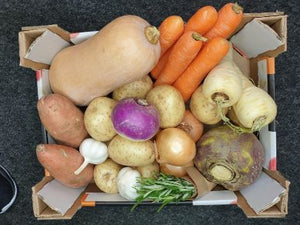 Classic vegetables roasting box