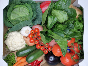 Veg box (medium)