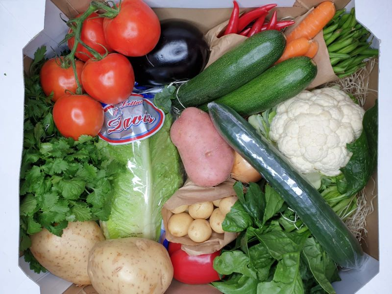 Veg box (small)