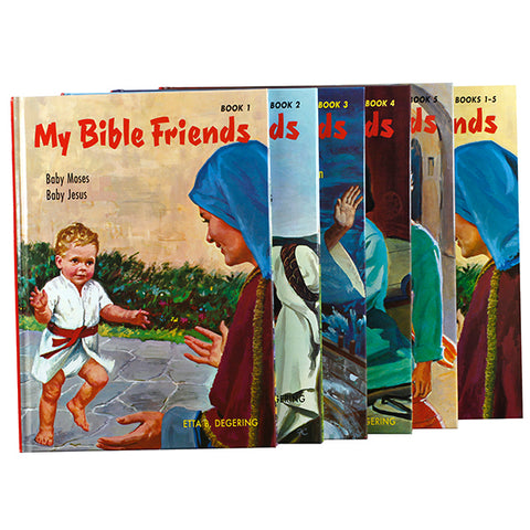 My Bible Friends Full Set Vol 1-10