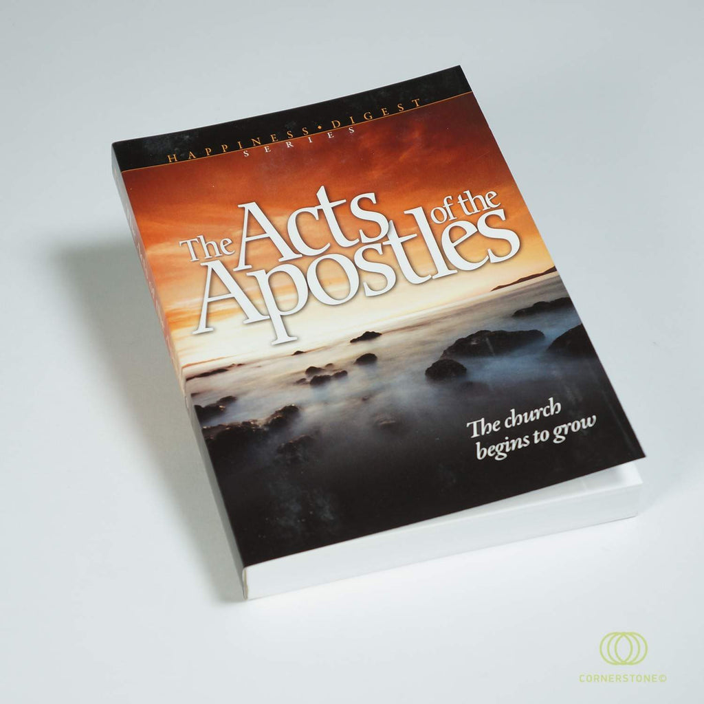 The Acts of the Apostles ASI