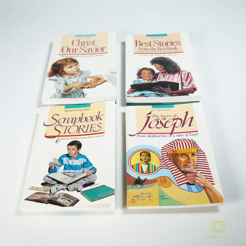 Children's Classic Scrapbook Series (4 Books)