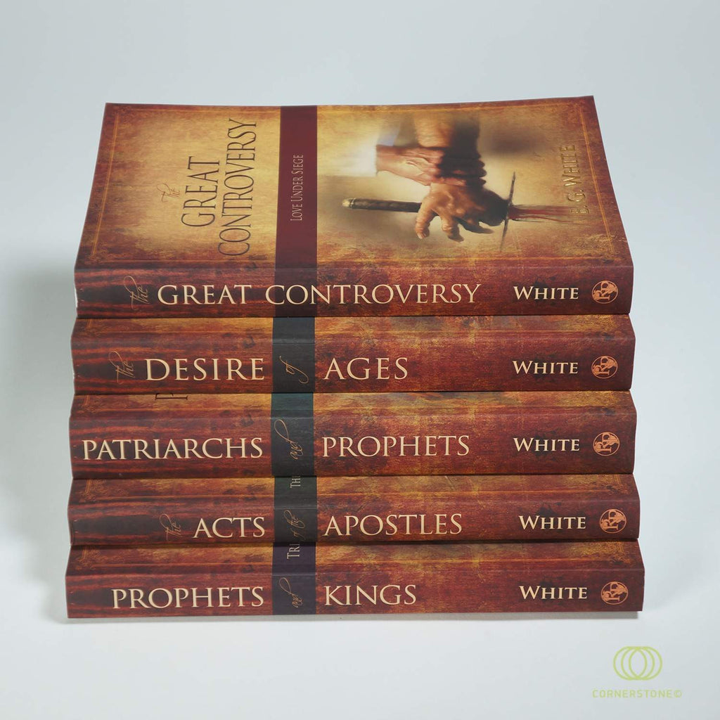 Conflict Of Ages Series - 5 Volumes