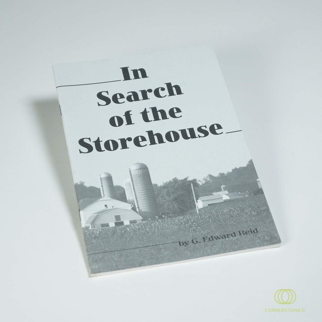 In Search of The Storehouse