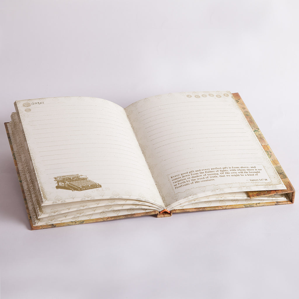 Woman's Vintage Journal