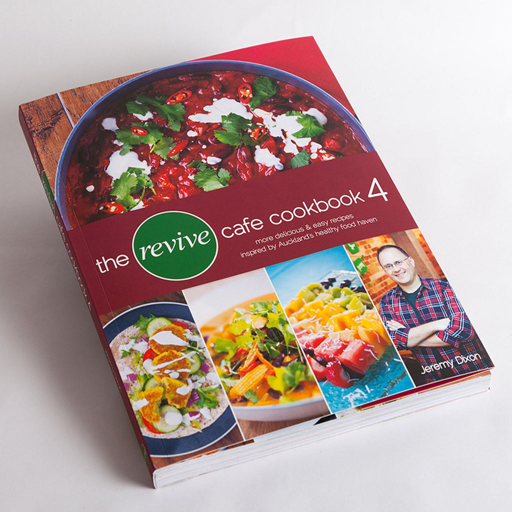 The Revive Cafe Cookbook 4