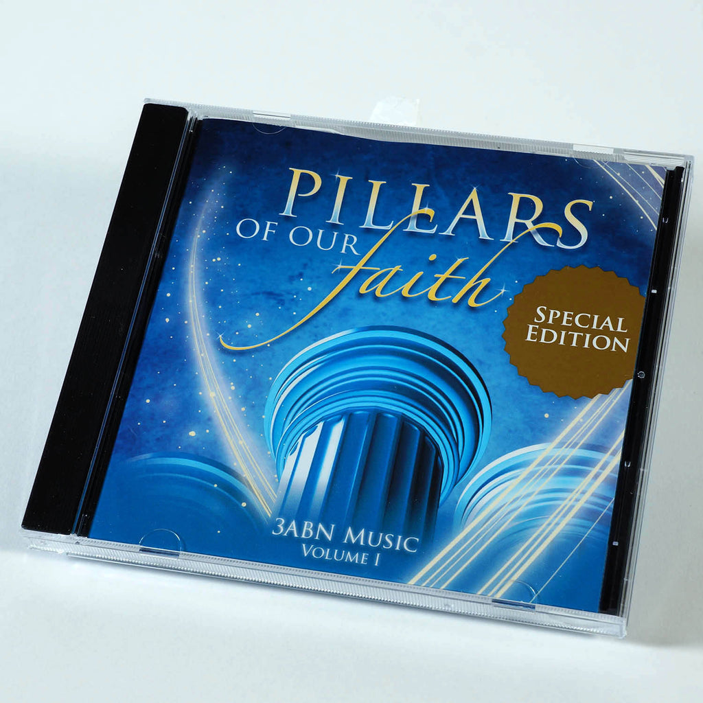 Pillars of Faith CD