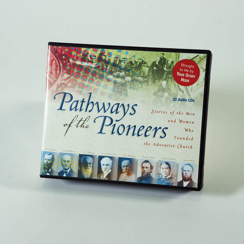 Pathways of the Pioneers CD Set - My Story Hour | Cornerstone Shop