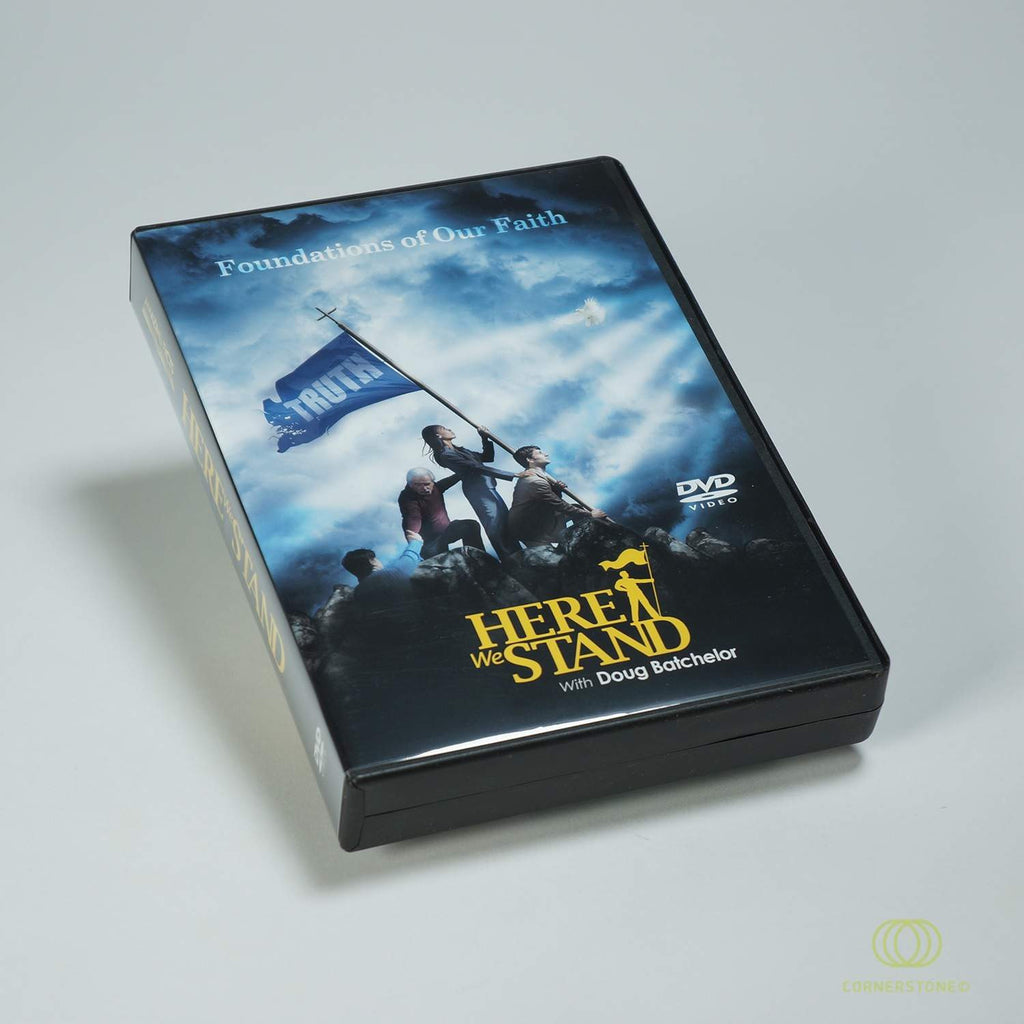 Here We Stand DVD Series