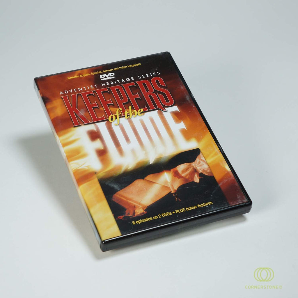 Keepers of the Flame DVD