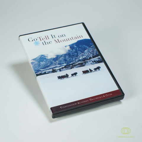 Go Tell It On The Mountain DVD