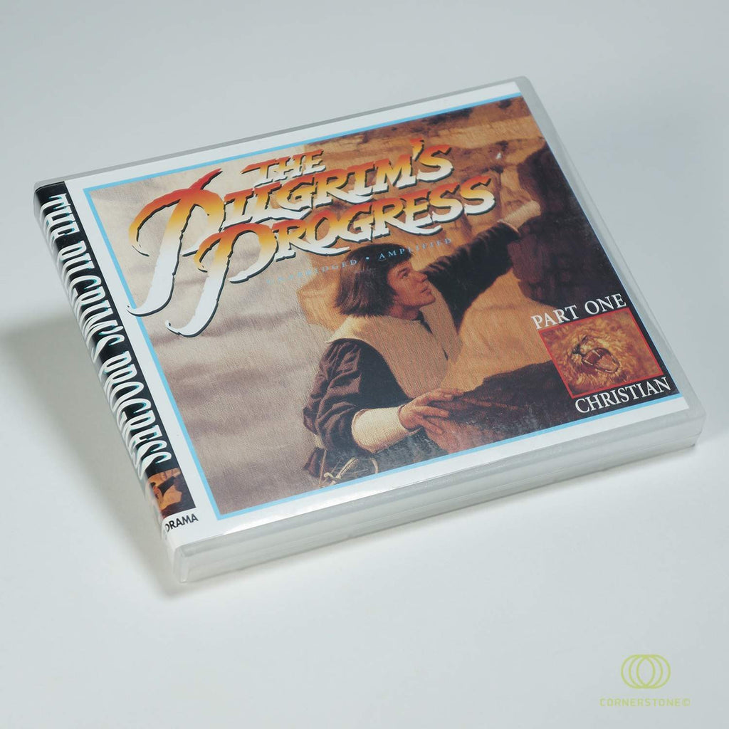 The Pilgrims Progress Pt1 on CD