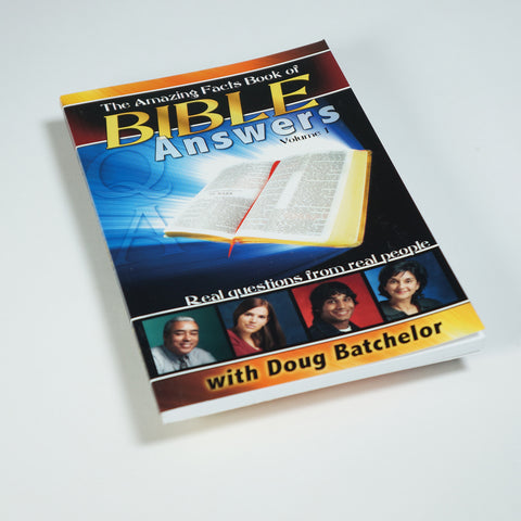 Book of Bible Answers Vol. 1