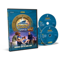 Amazing Adventure DVD & Study Guide Set